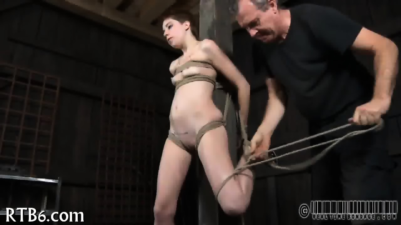 Fascinating Torment For Lusty Chick