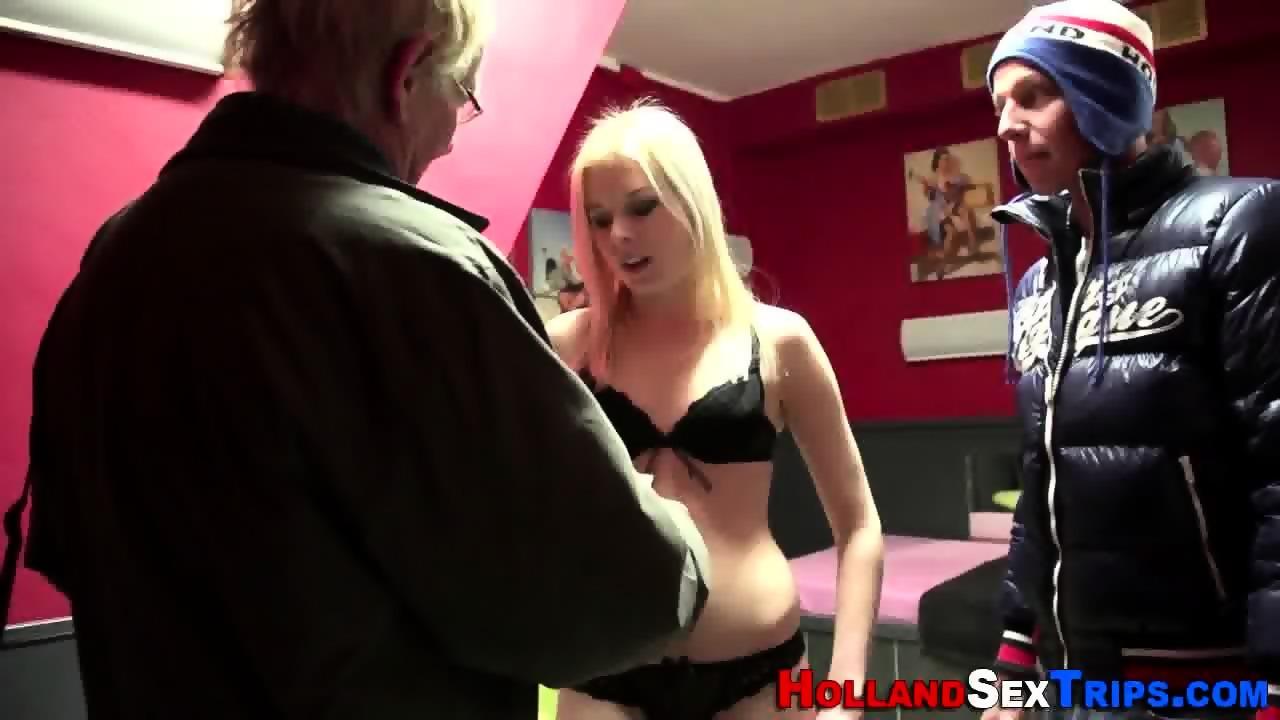 Real dutch prostitute sucks tourist 6