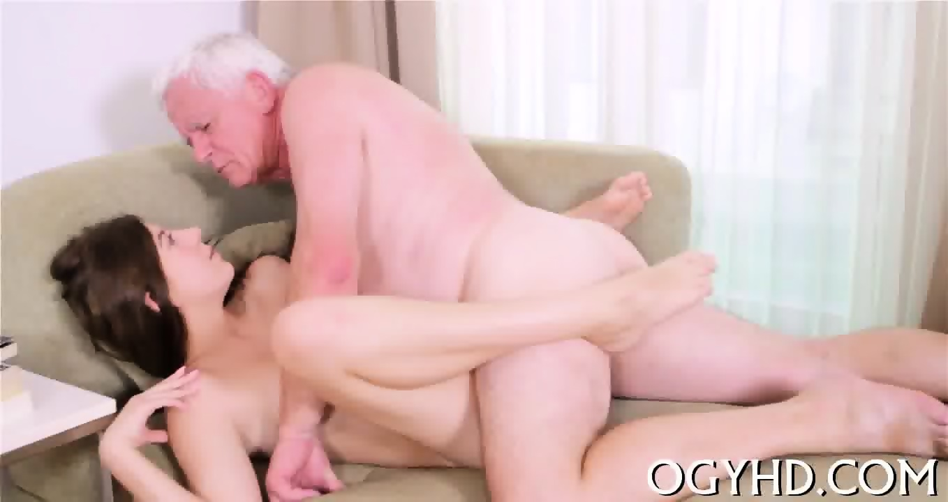 big woman naked having sex with old man