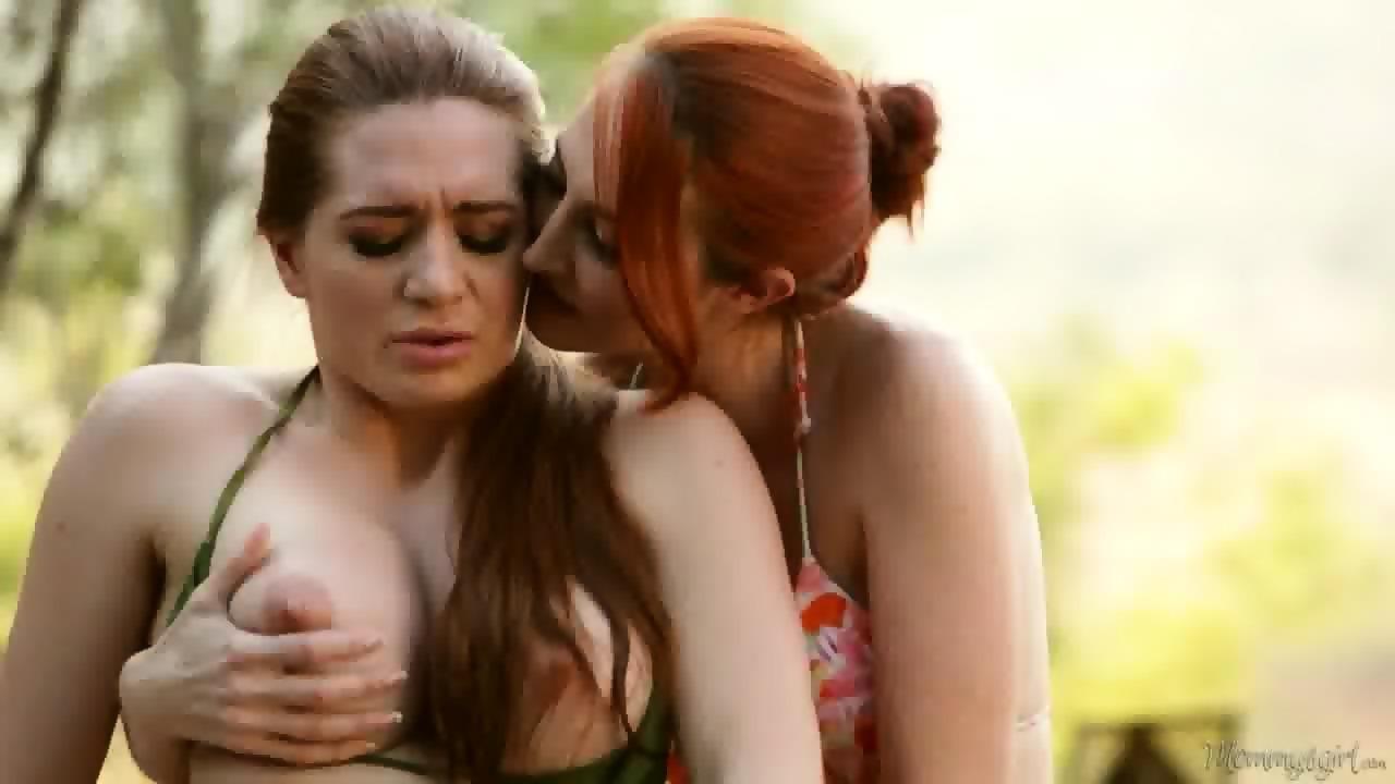 Kendra James Lesbian Strapon