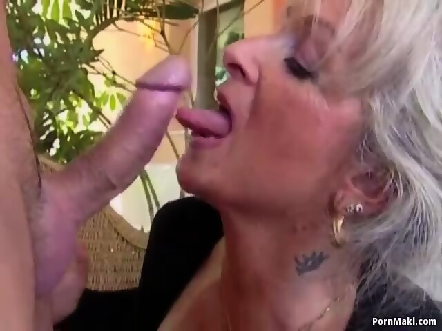 Mature Needs Young Cock