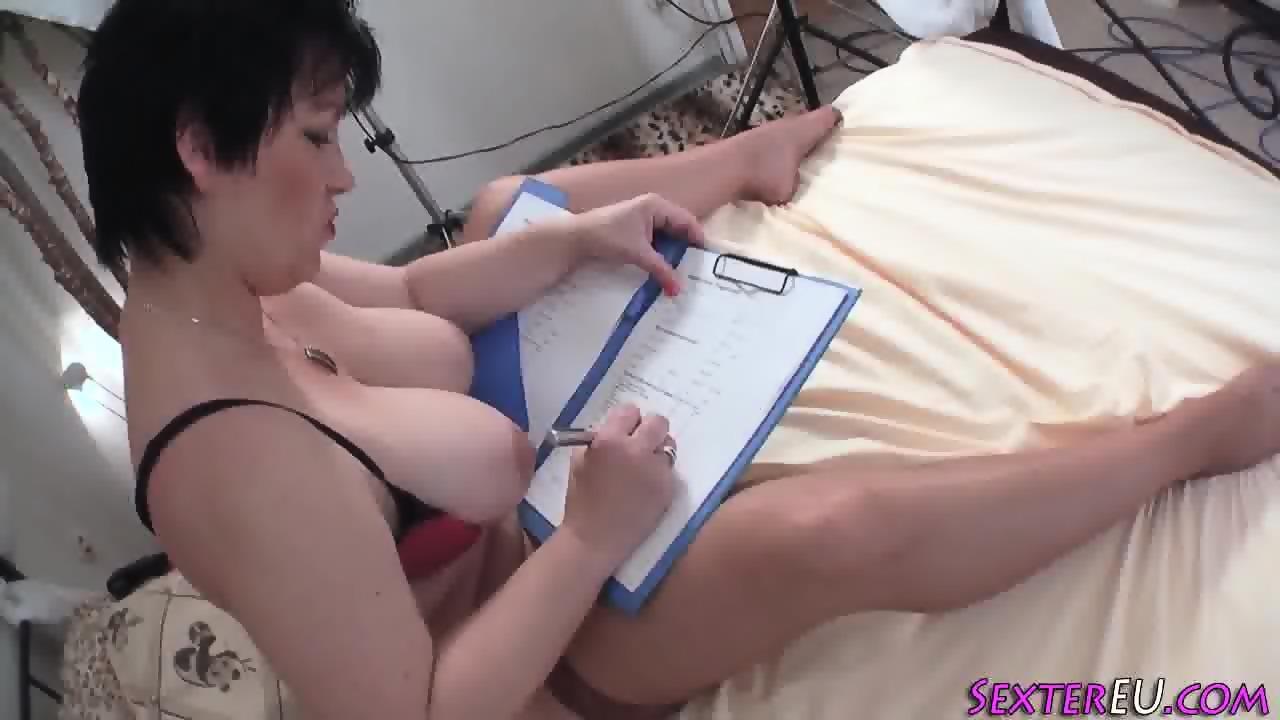 Busty Big Tits Milf Creampie