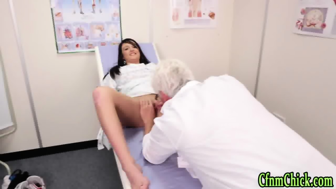Adobable slut giving an incredible handjob Part 7 5
