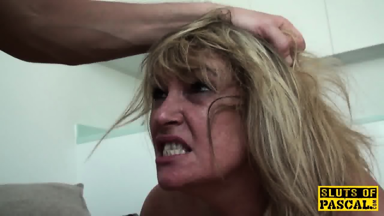English sub cockriding after getting spanked - 3 part 9
