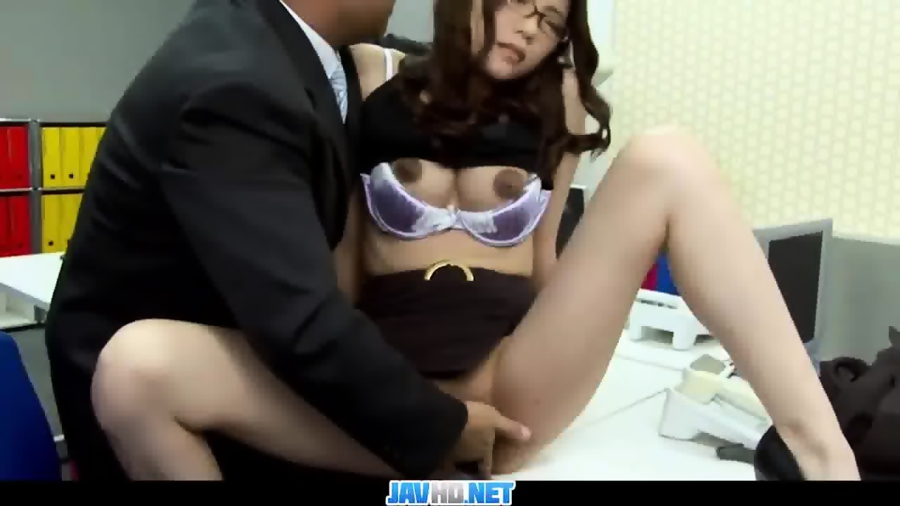 Japanese Secretary Fucked