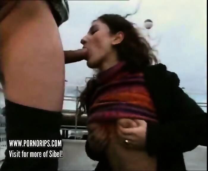 Sibel Kekilli Enjoy Outside Sex Scene 6