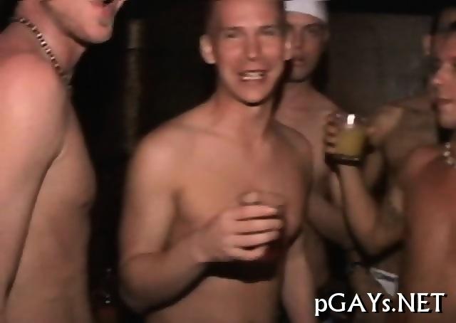 Nasty hunks having nasty sex