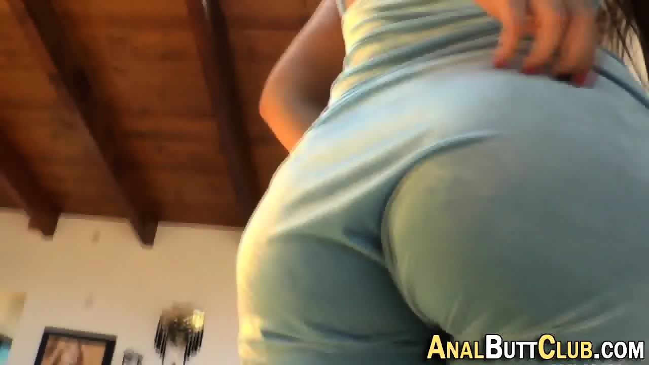 Big Black Ass Doggystyle Pov