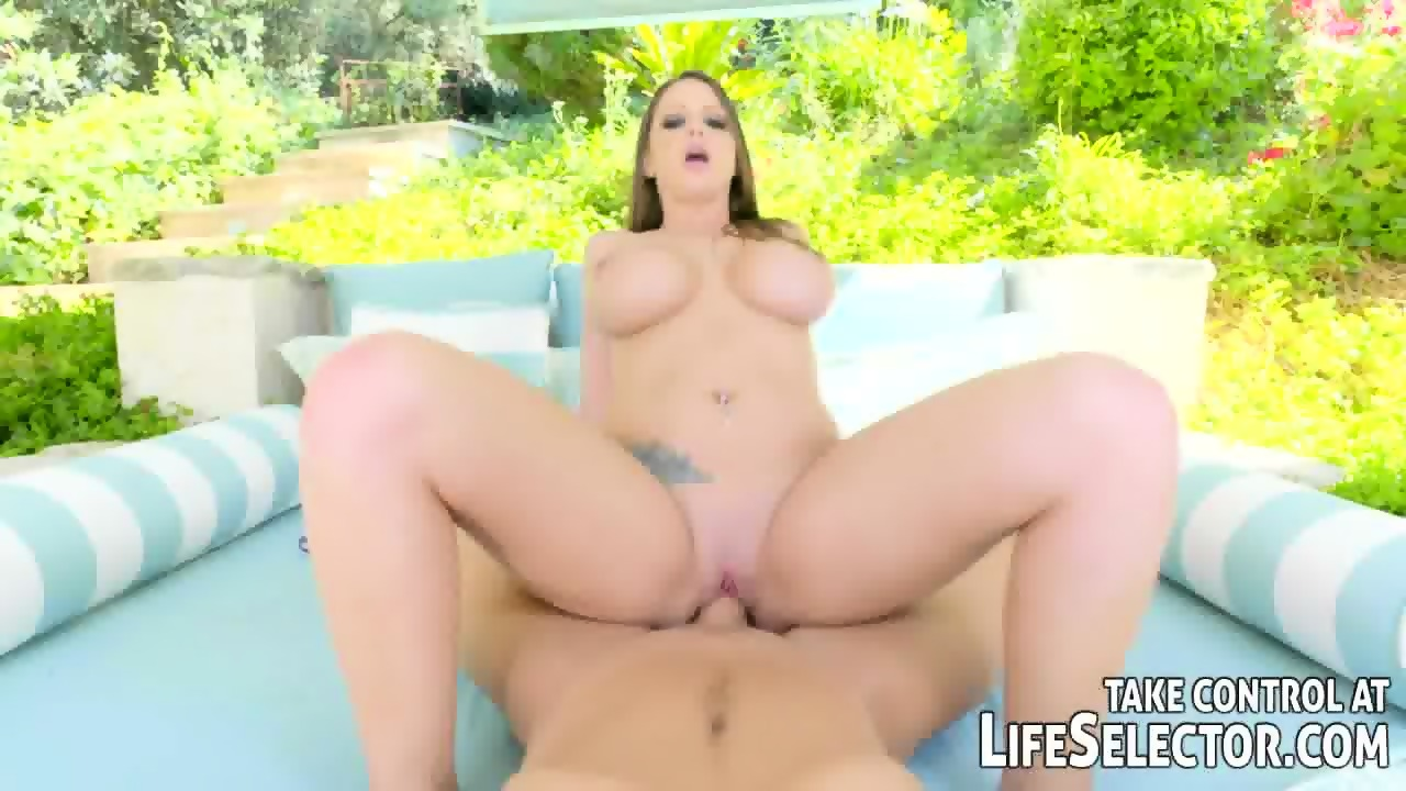Big Tits Riding Mom Pov
