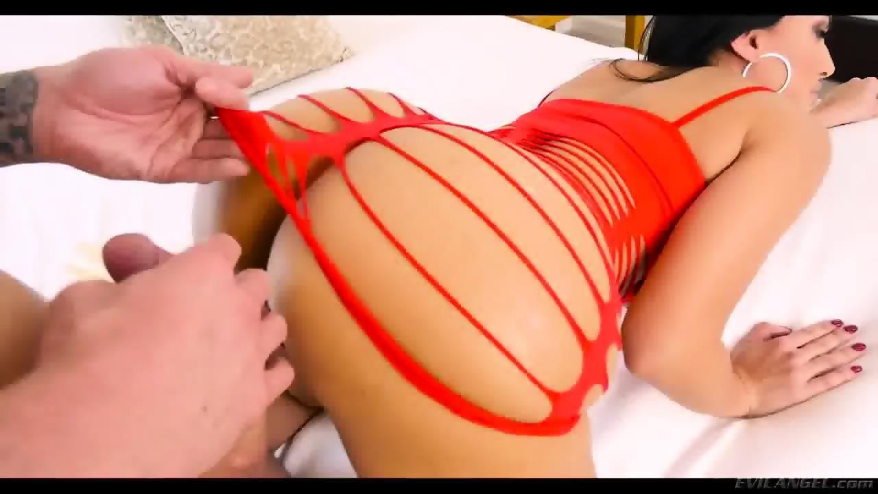 big ass latina mercedes carrera enjoys anal fucking - eporner