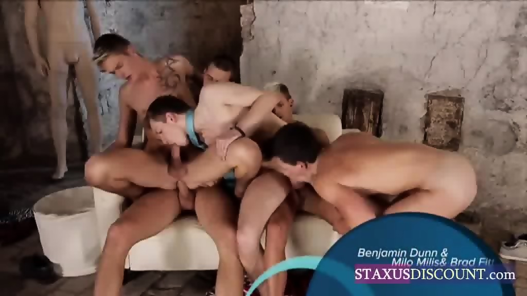 Lustful Gays Anal Compilation