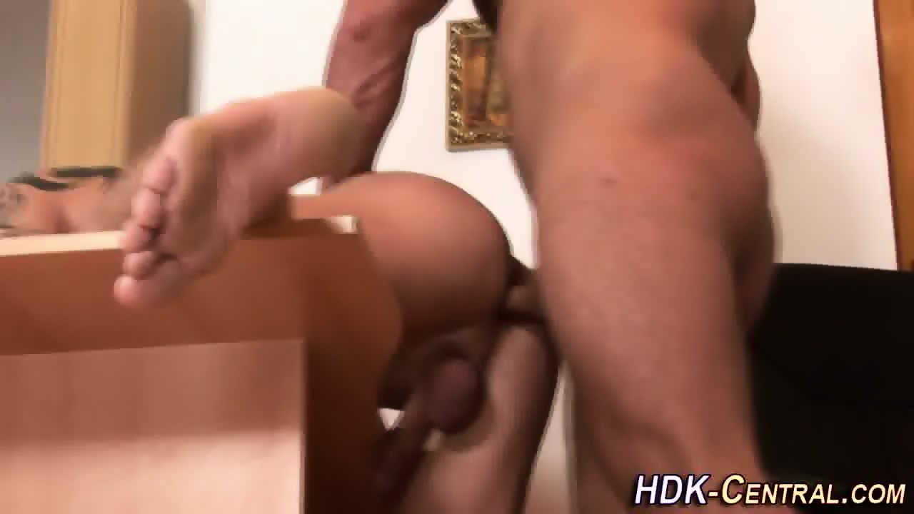 me. Looking tattooed guy gets ass banged want someone