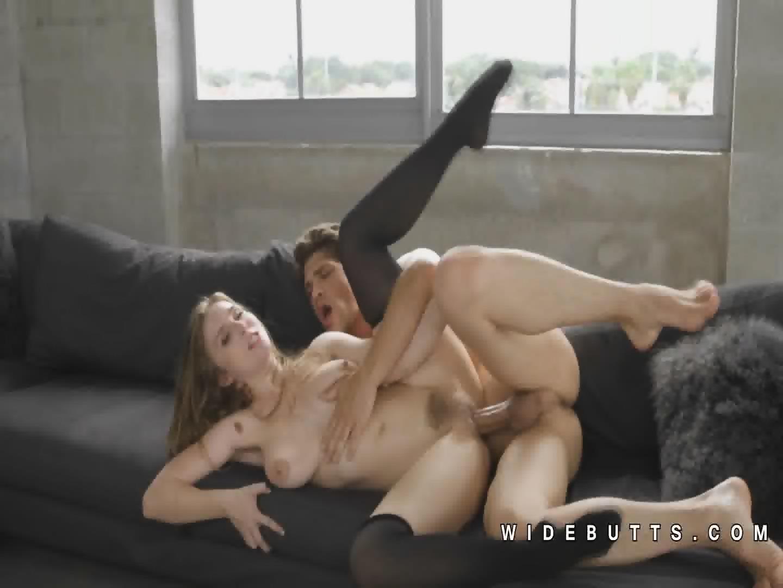 Lena paul riding cock