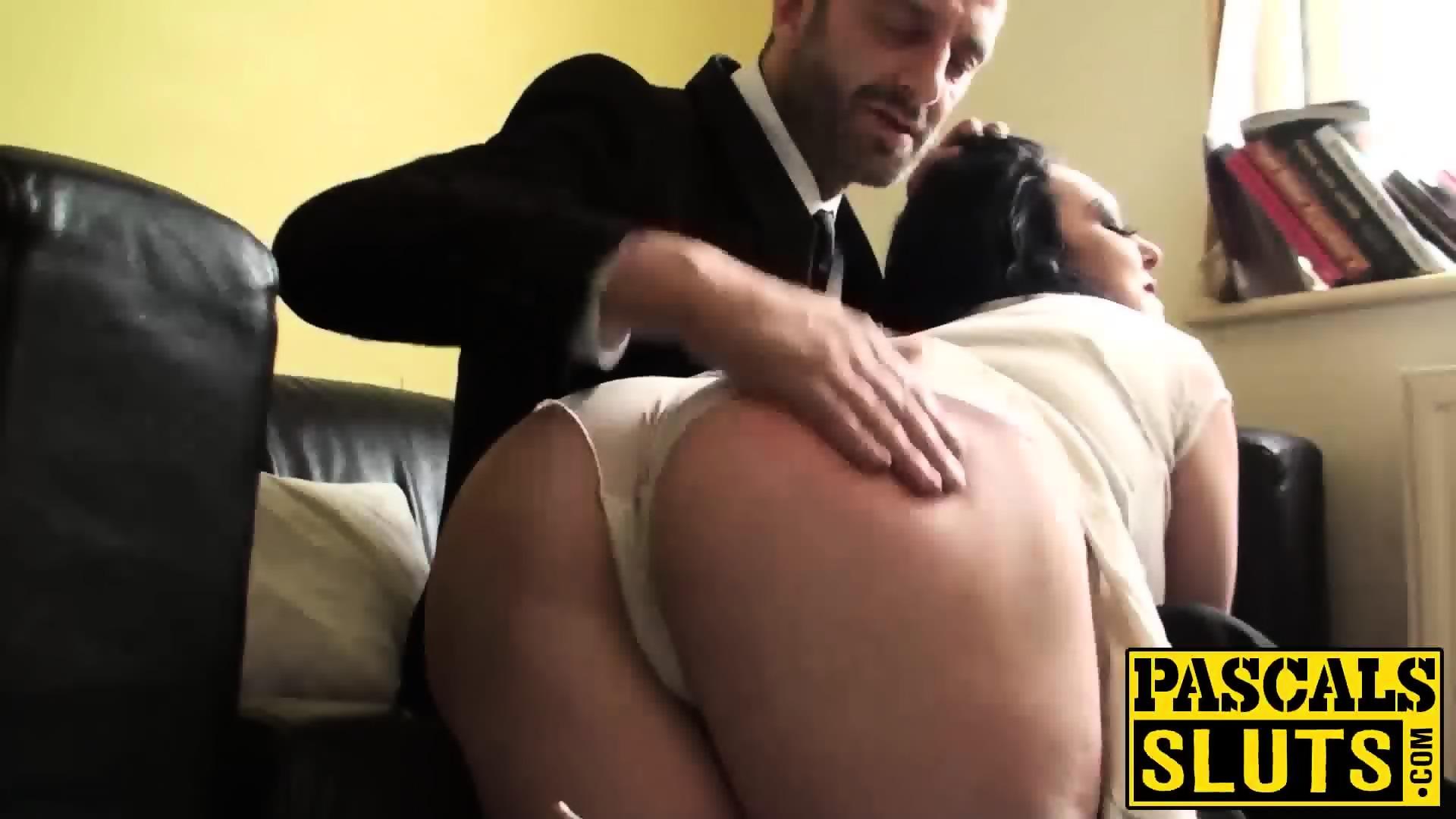 Milf slut gets fucked hard