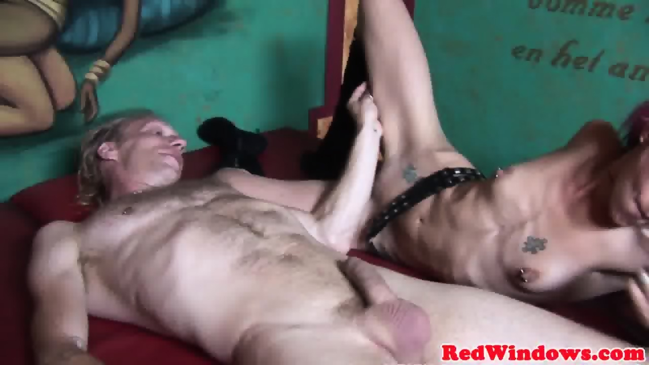 Fisted While Sucking Dick