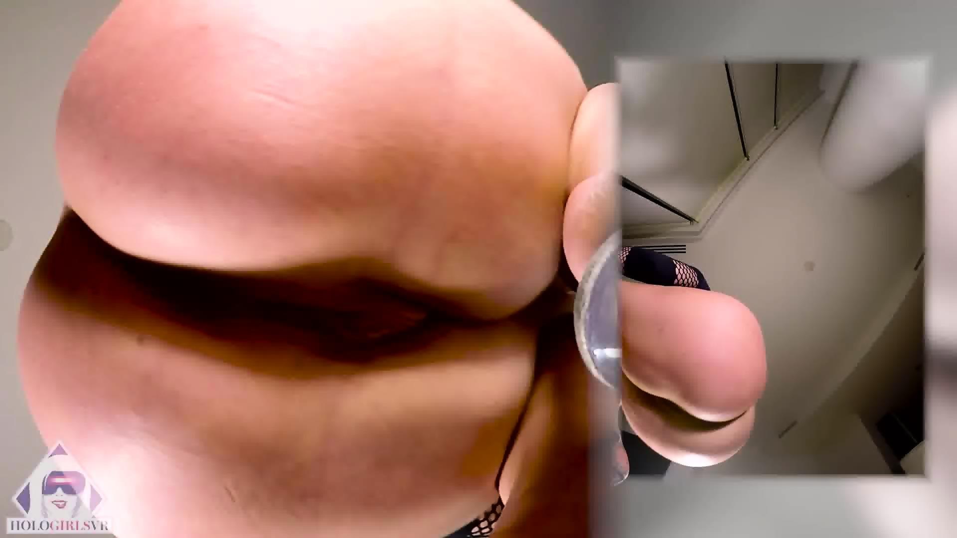 Hologirls vr presenta sasha leigh facesitting 4