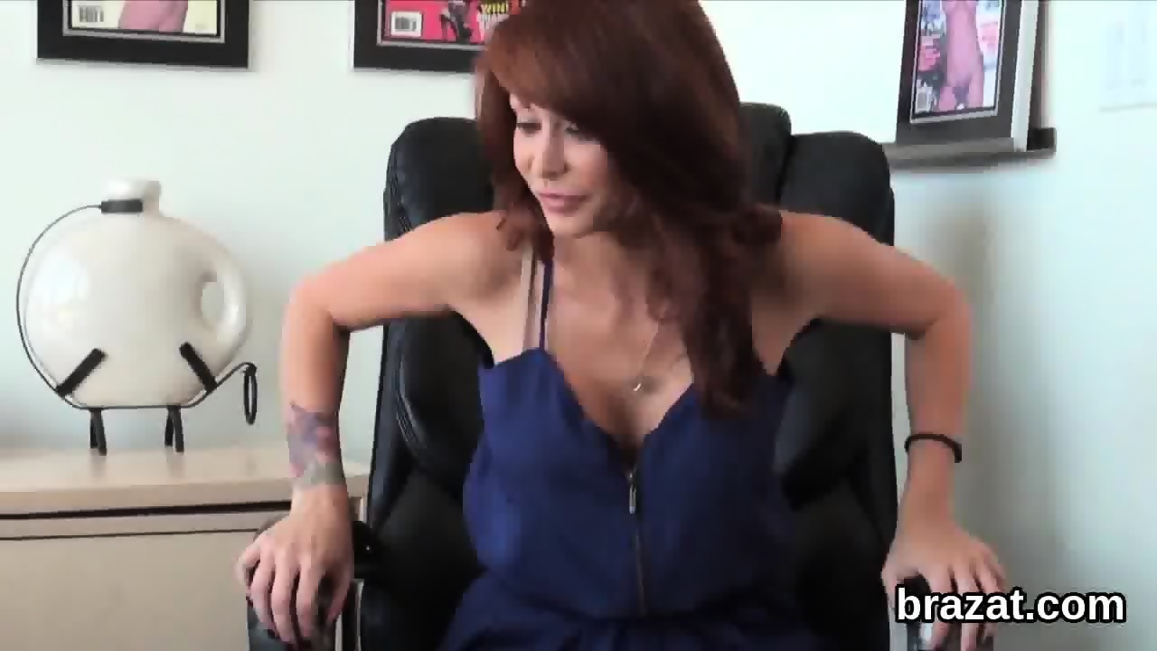 Casting model walks off after hardcore fucking and anal fucking