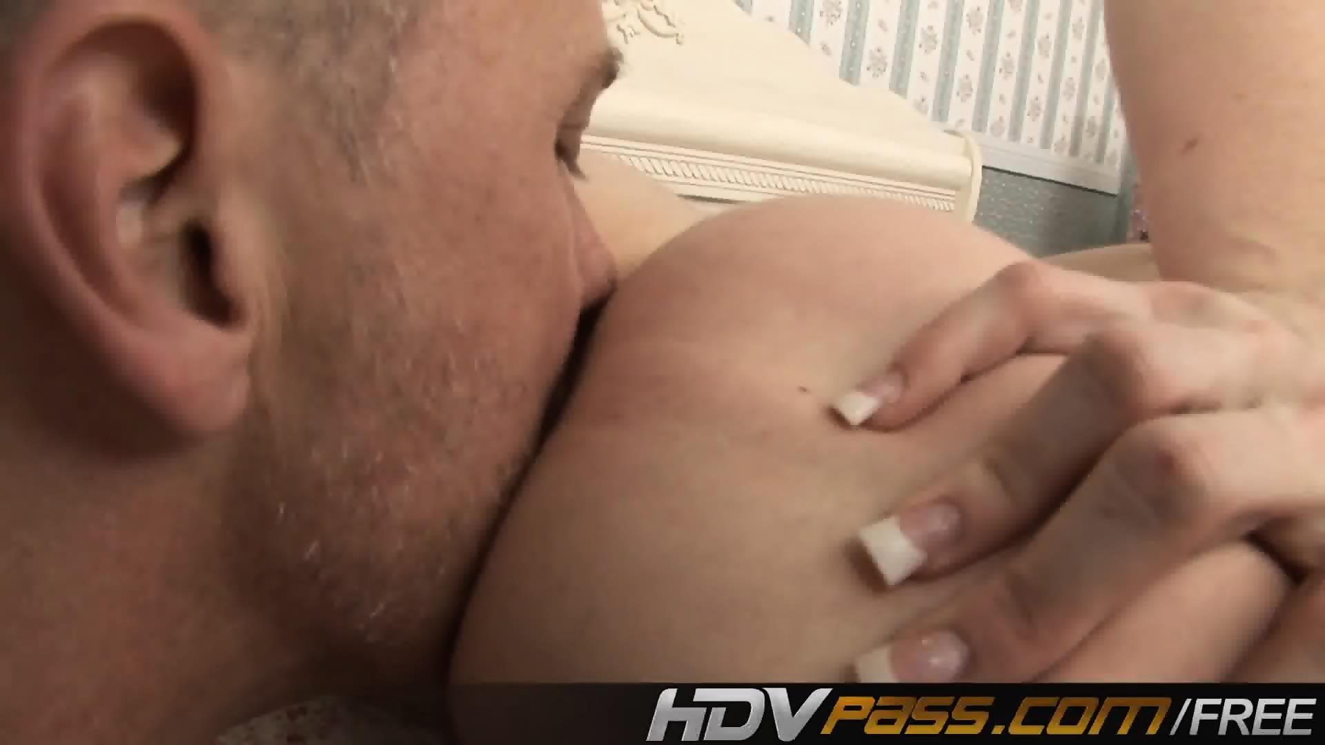 white ass Lick