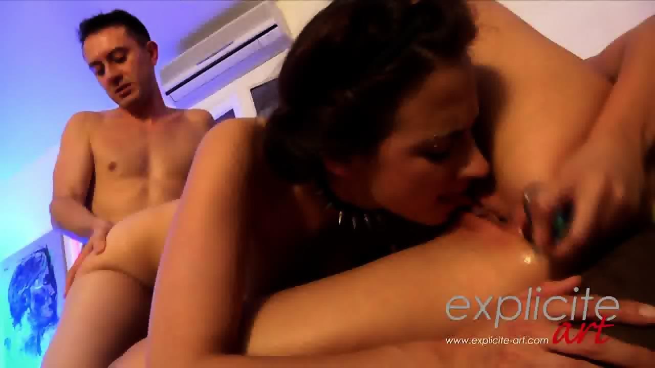 Amel annogas first sex scene anal pov 7