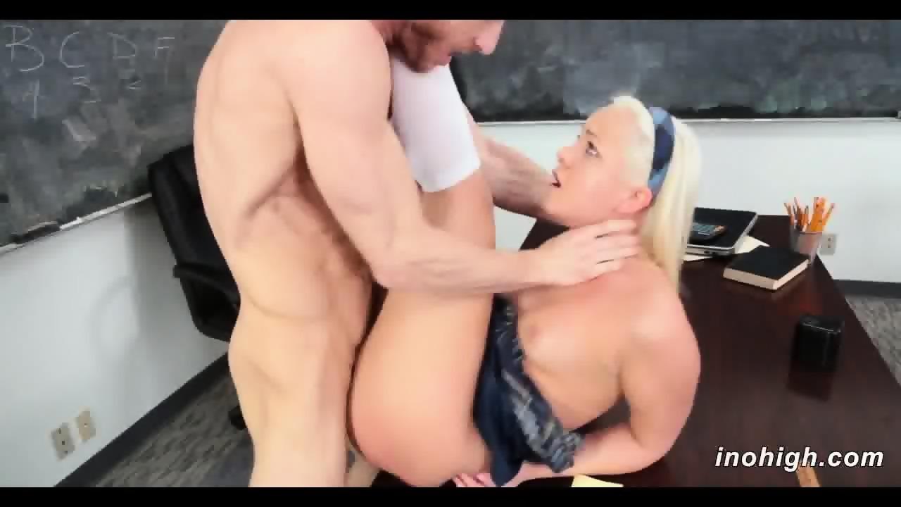 sexy teacher fucks her student