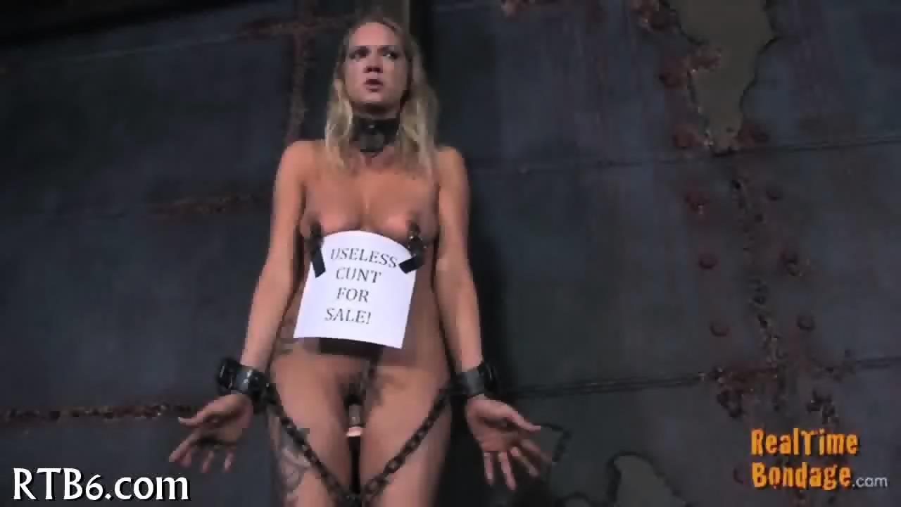 Bdsm usless slave