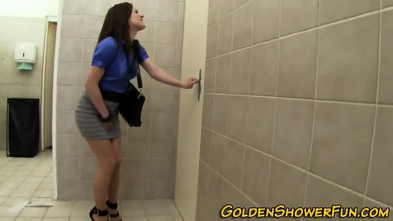 Teen Fucked Public Bathroom
