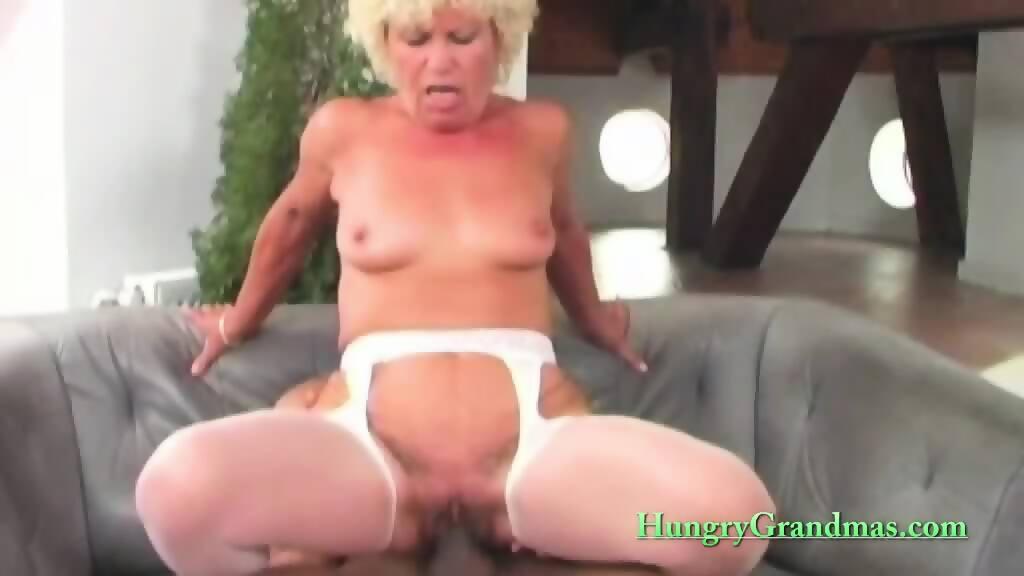 Huge Cock Grandpa Fucks Teen