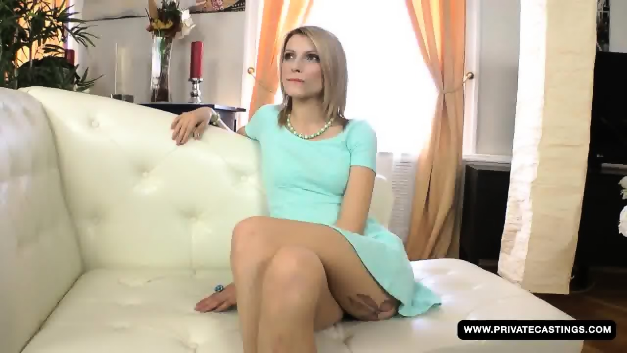 Lana roberts is ready for our anal casting session 9