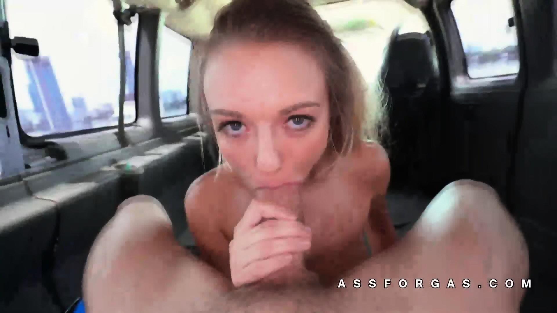 Molly mae on the bang bus