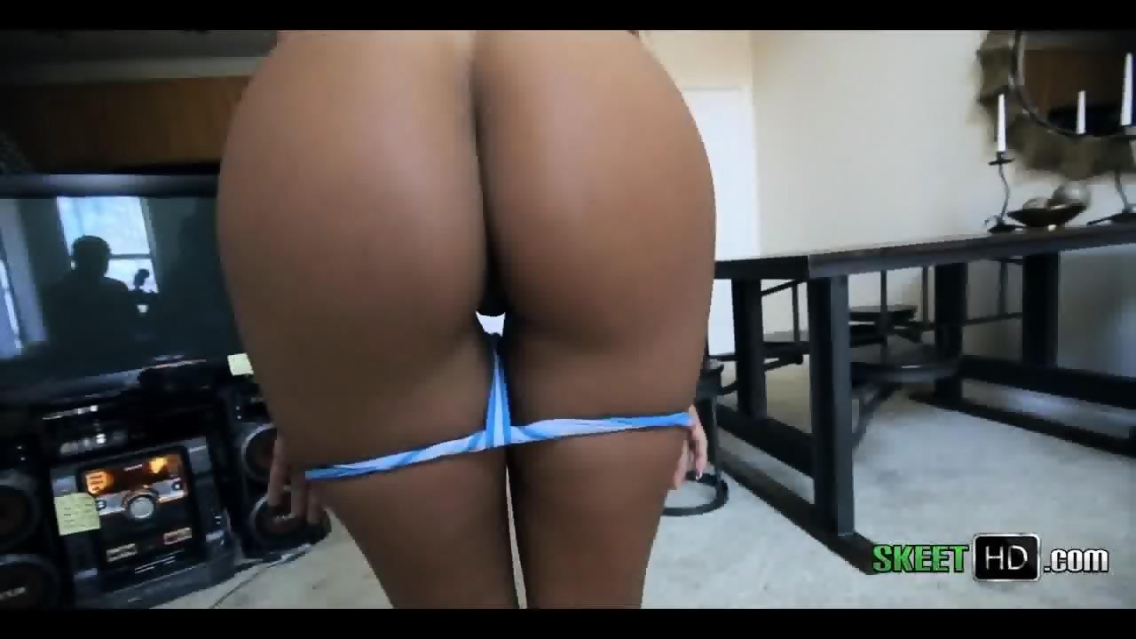 Bbw ebony ass xxx dildo