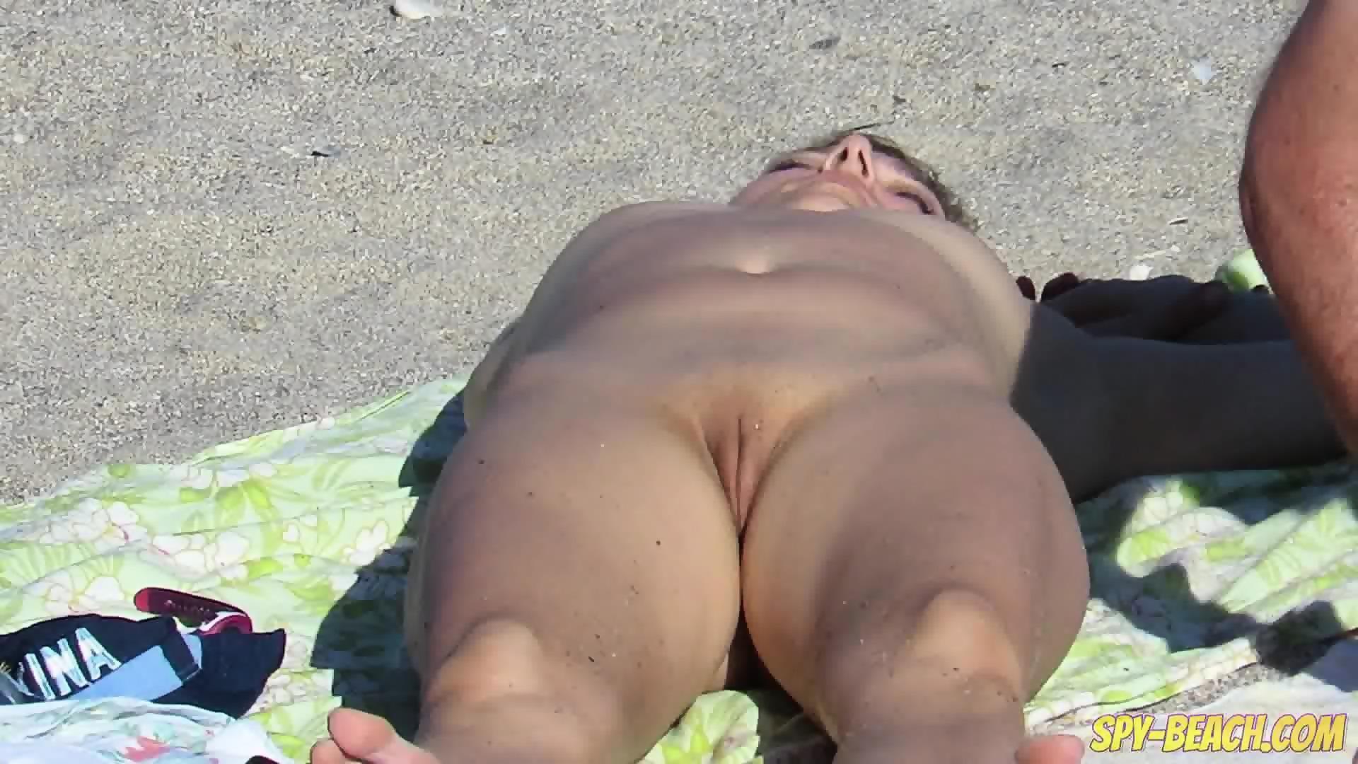 Nude Beach Pussy