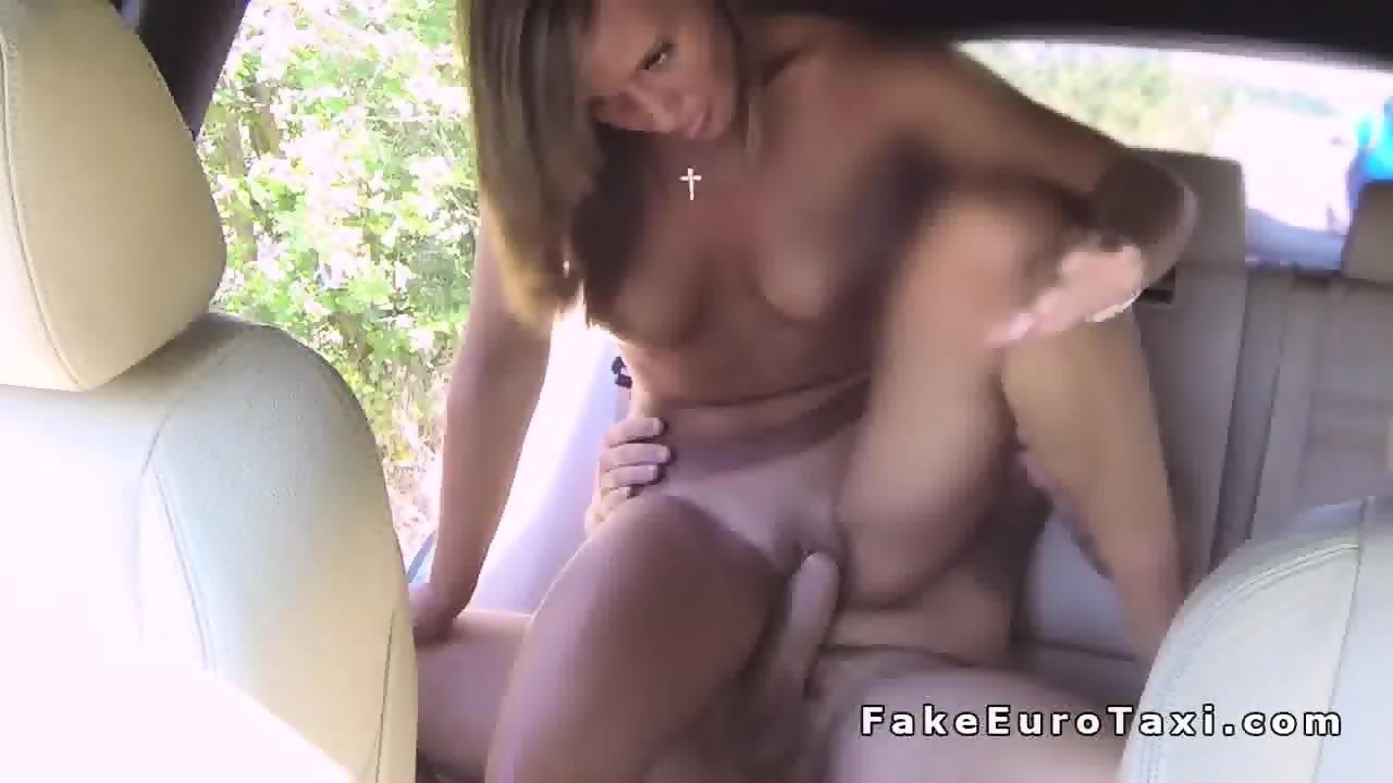 creampie taxi