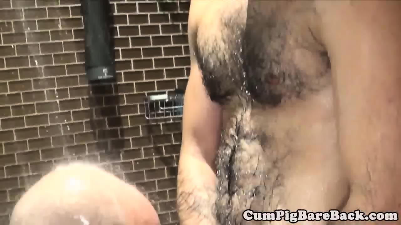 Mature Bear Barebacks