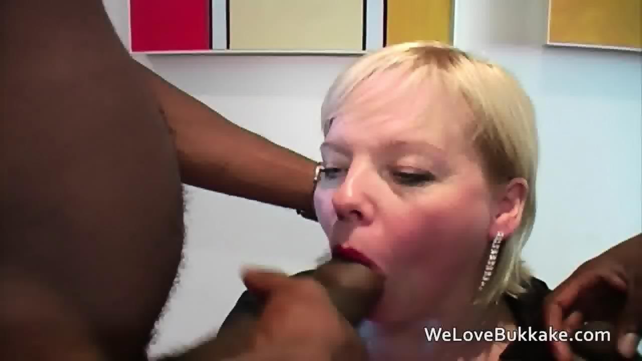 Amateur black moms