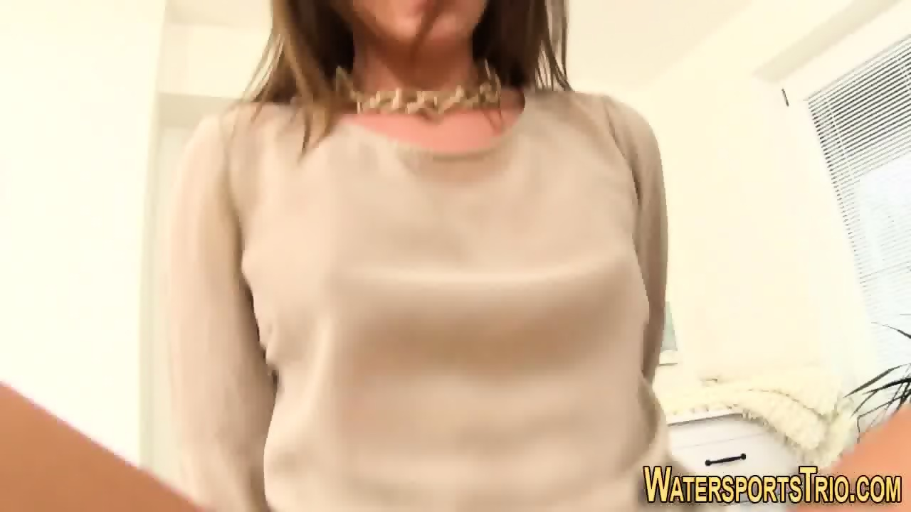 Young brunette gets fucked