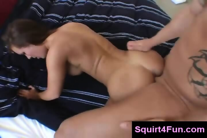 Fuck her till she squirts