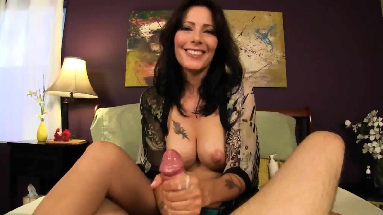 Teen stocking opaque sex