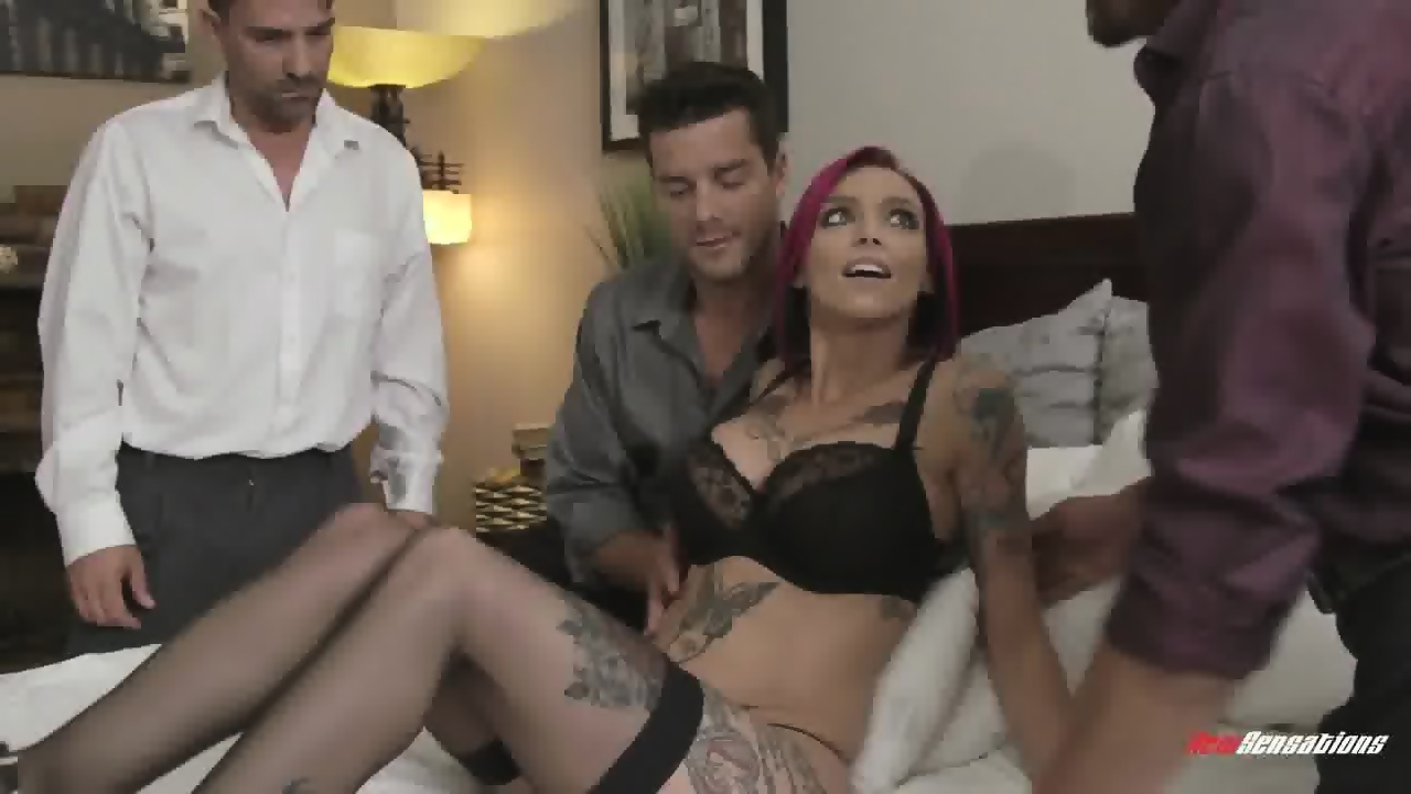 Carmella bing gets fucked by two guys part 2 of 2 - 3 part 3