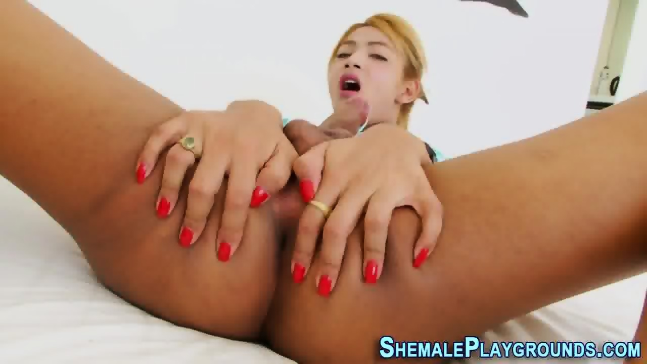 Porn pic Sweet transsexual