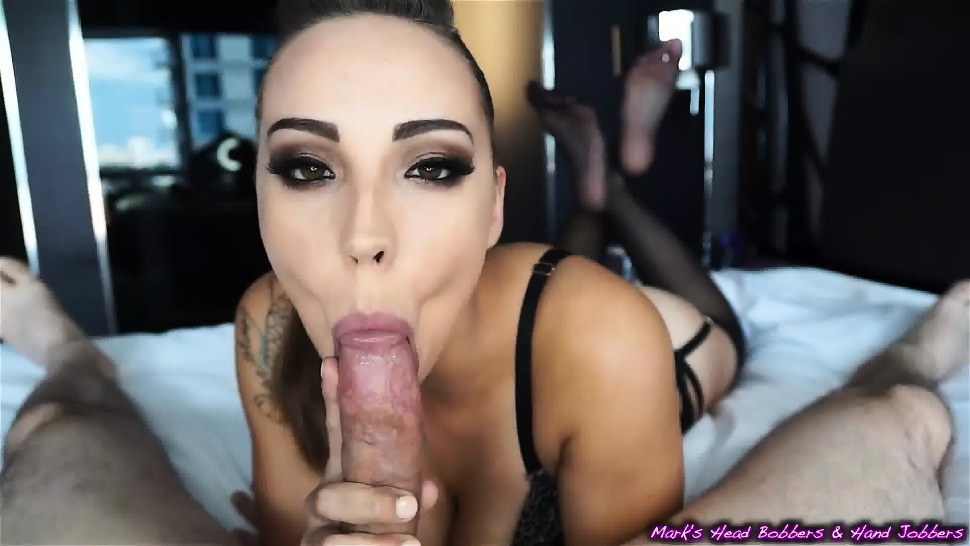 Blowjob edging