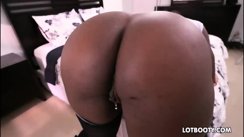 Ebony fat ass sex