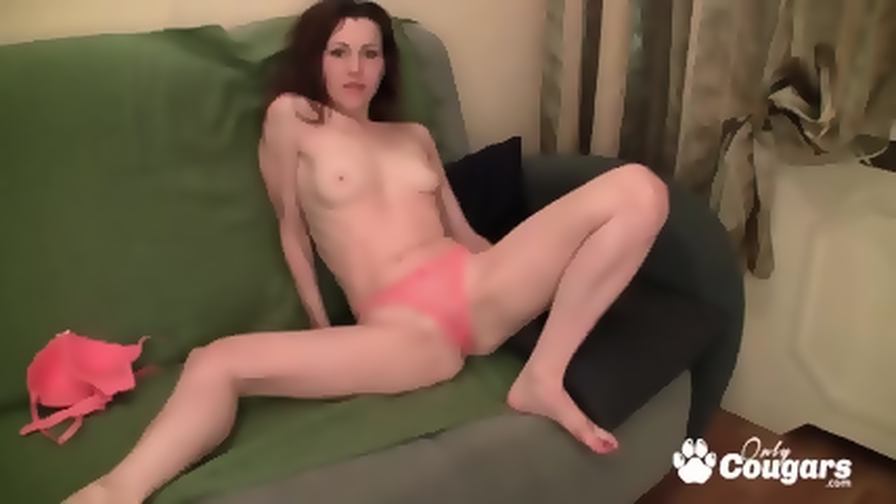 Dildoing her pussy and then her assnaughty euro slut 6