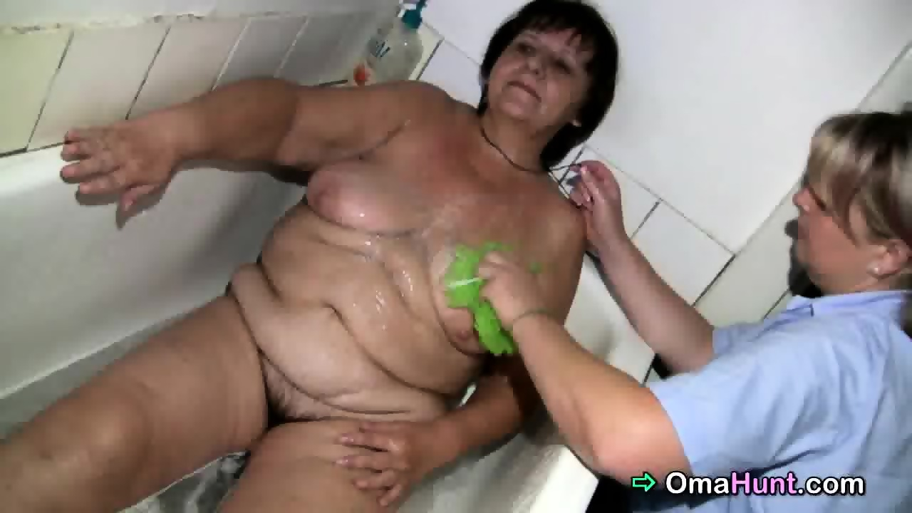Images - Granny Her Fat Hairy