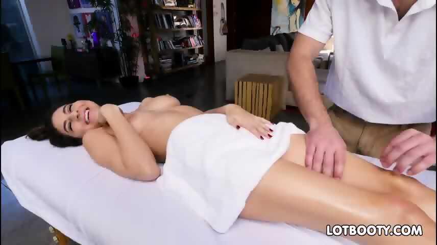 Big sex massage