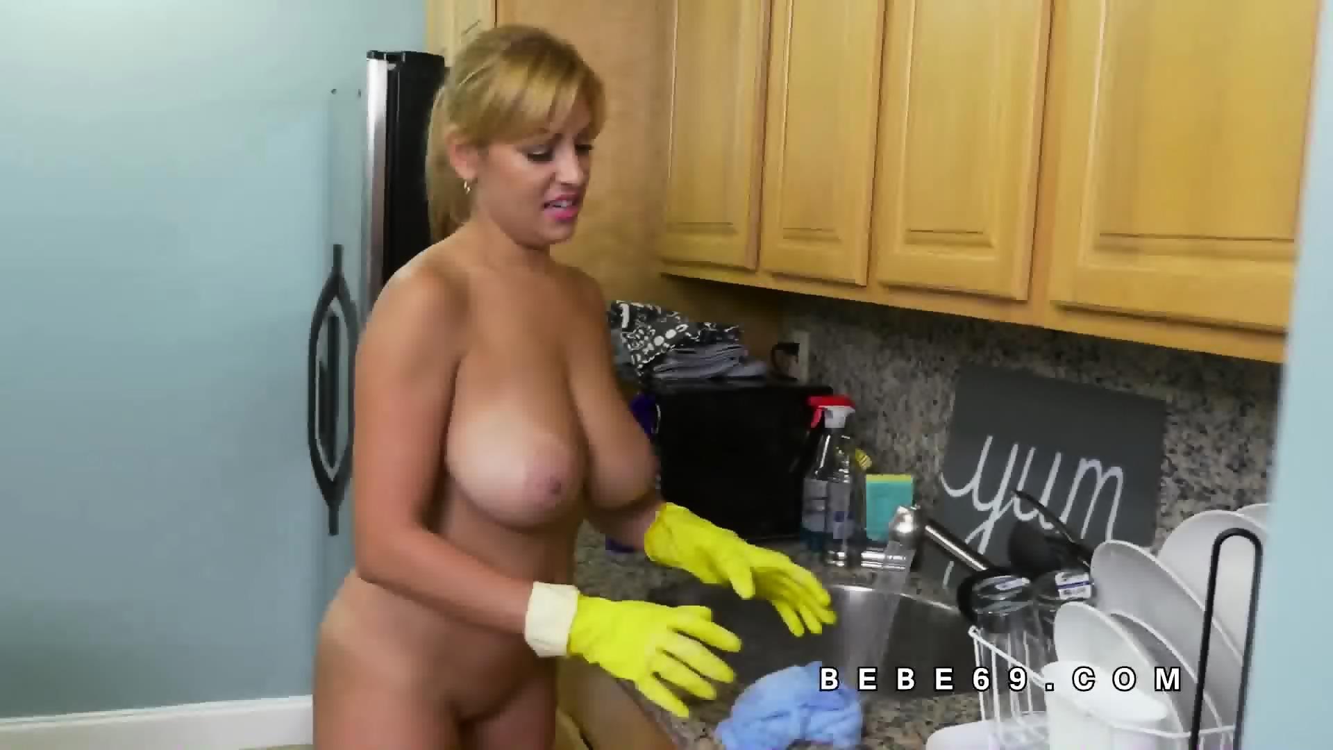 Naked latina maids