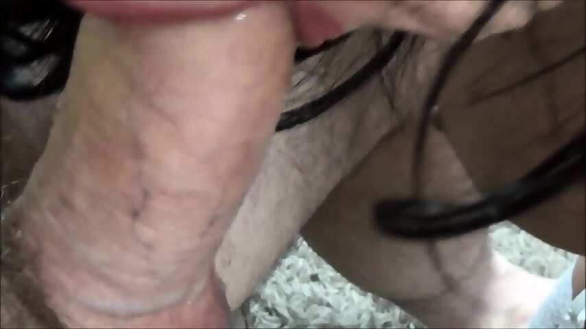 Amateur wife ass gapping