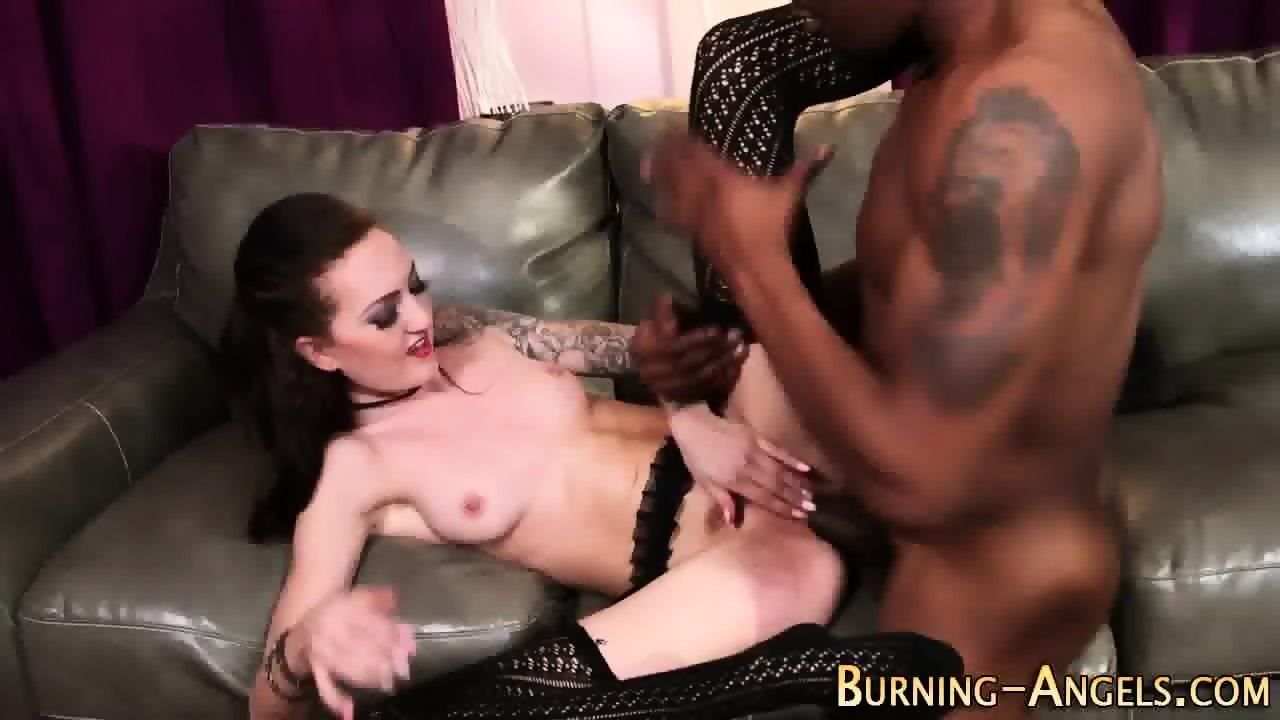 Alana rains enjoys some double penetration 1