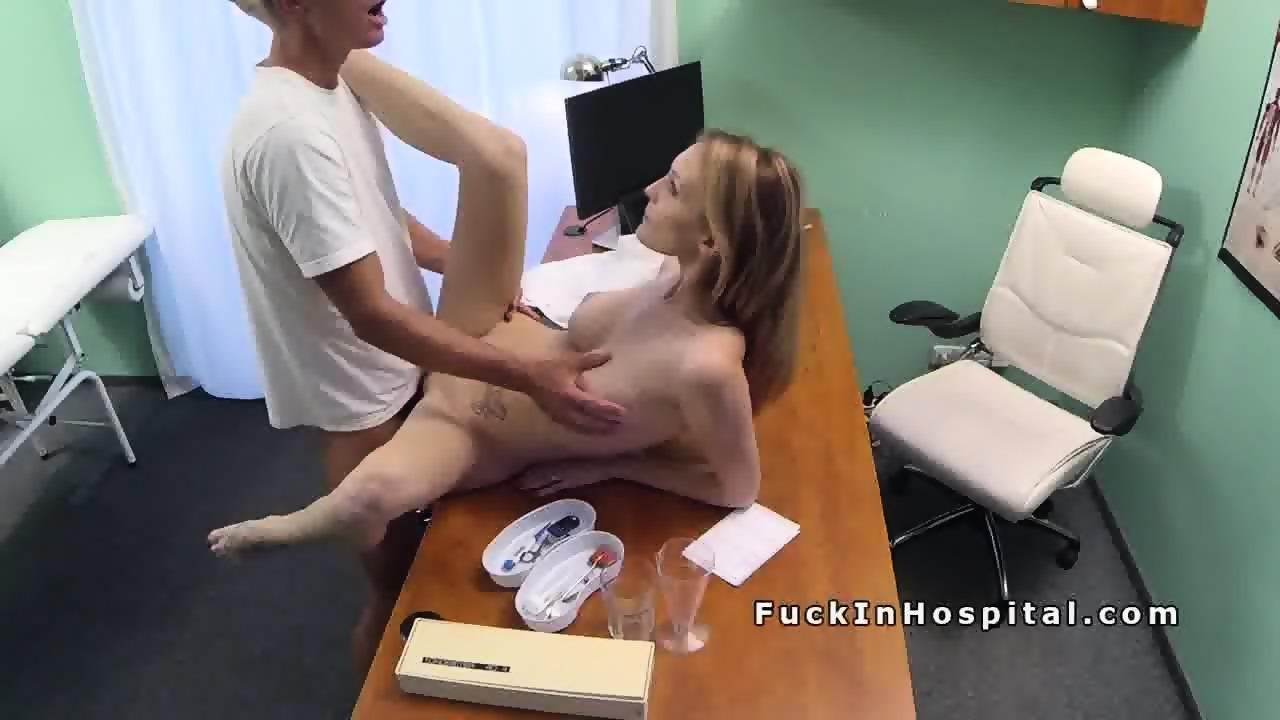 Fake doctor examines penis
