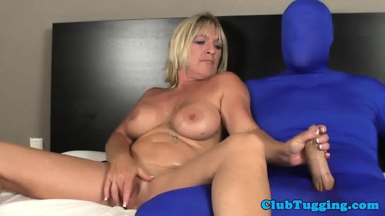 video Busty mature amateur