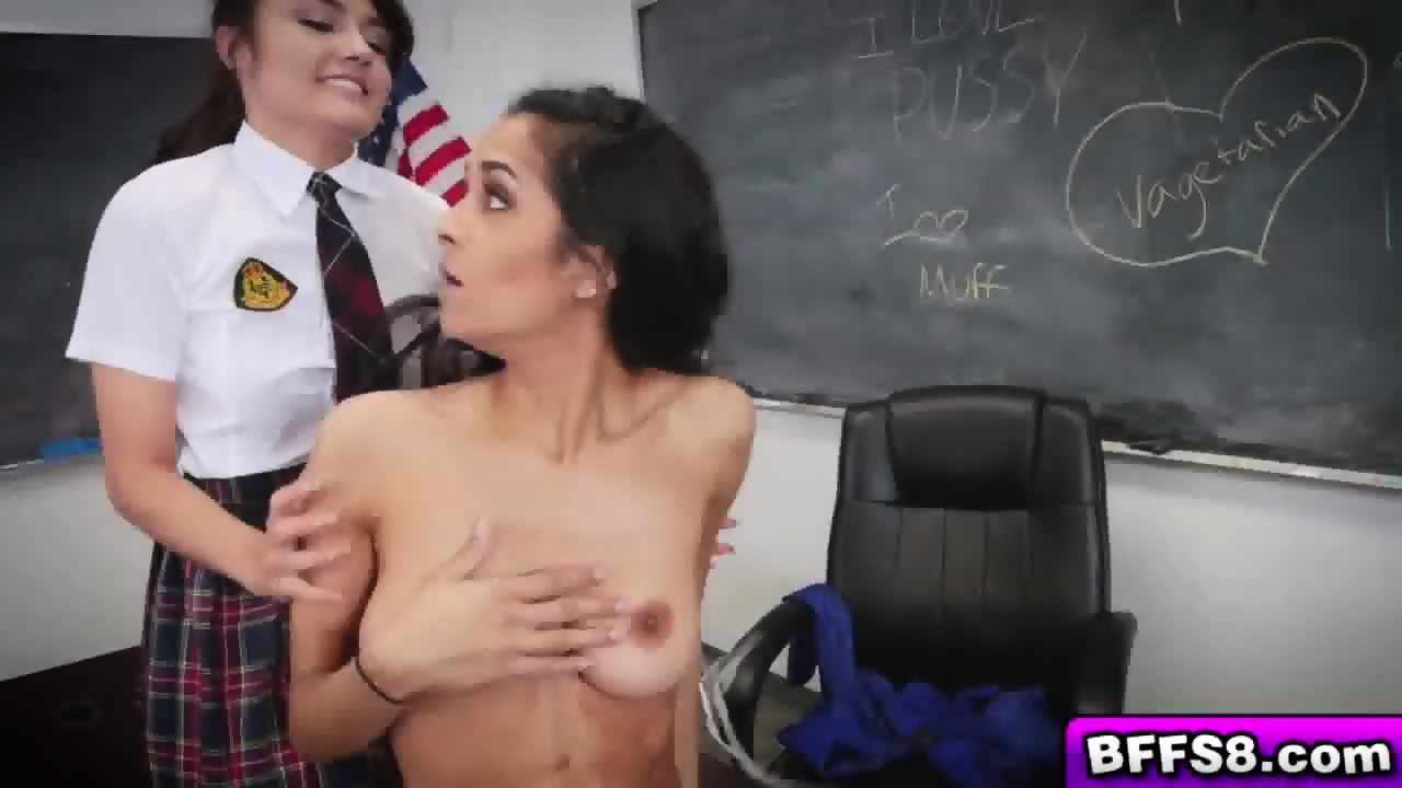 Black Lesbian Teacher Student